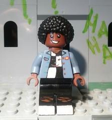 Bill Potts (Dion-T-?) Tags: bill potts doctor who custom legominifigure lego fig peter capaldi nardole tardis bbc pearl mackie steven moffat season 10 space lesbian