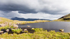 Loch Gaineamhaich (AnnieMacD) Tags: applecross bealachnaba beinnbhan coiretollamheine mountains scotland westerross unitedkingdom gb