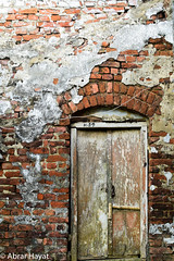 Enter. (abrarhayat) Tags: door art chaos doorway abstract travelphotography travel vintage historical history bangladesh rural rurallife