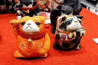 Lucky Cat Stuffed Animals
