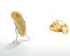 Exposed (ICT_photo) Tags: naked nude banana peel shame exposed embarrassed ictphoto ianthomasguelphontario