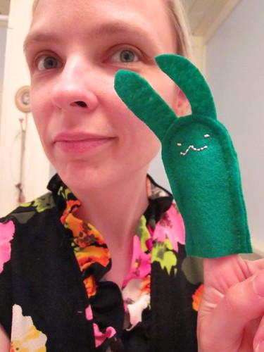 Finger Puppets 1