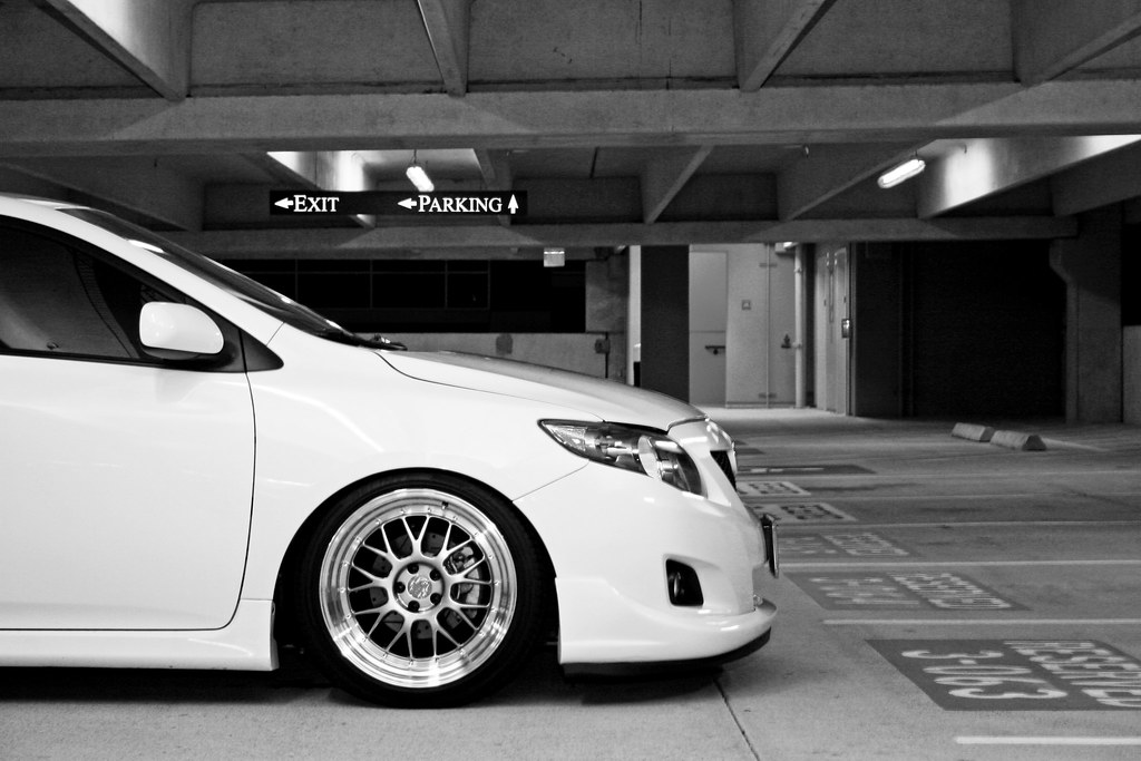 2010 Toyota Corolla S >> Somewhat stanced corolla - Toyota Nation Forum : Toyota Car and Truck Forums