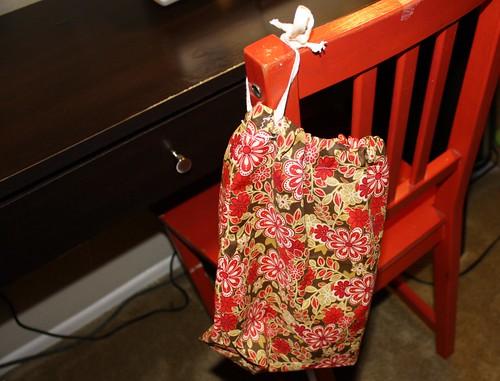 Mama's new bag