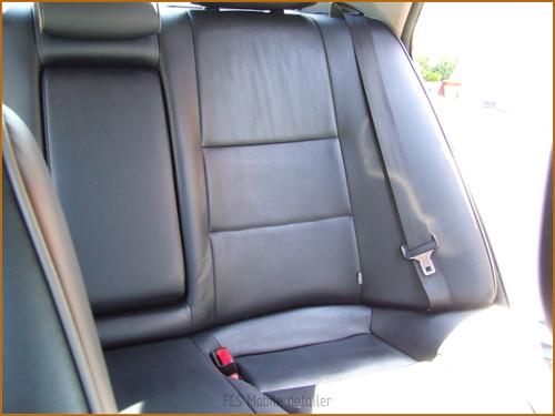 Detallado interior integral Lexus IS200-53