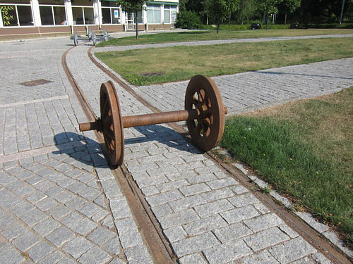 Wheel and Track