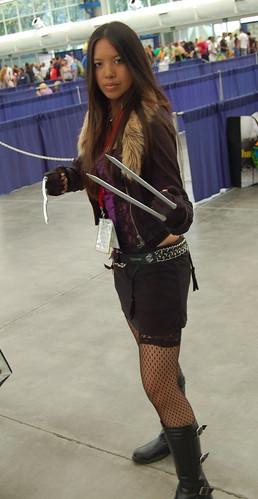 Comic Con 2010: X-23