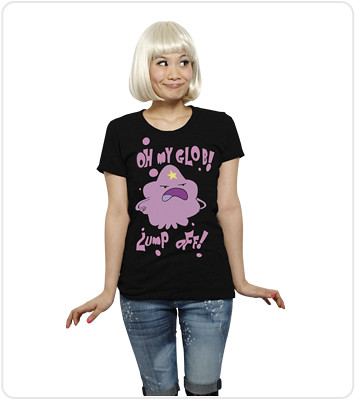 Adventure Time T-Shirt: Lump Off!