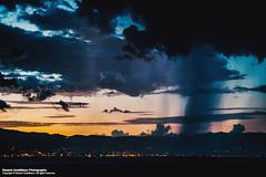 it's raining again. (Saverio Autellitano Photography) Tags: summer sky rain lights estate cielo rainstorm luci pioggia calabria saverio reggio strettodimessina acquazzone autellitano