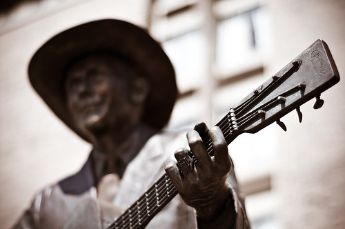 Hank Williams @ Montgomery, Alabama by timparkinson, on Flickr