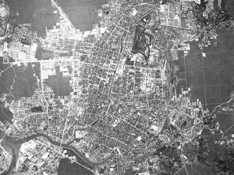 秋田市の変貌