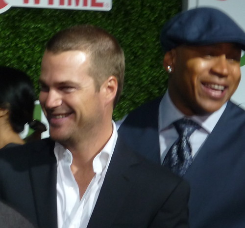 Chris O'Donnell and LL Cool J by you.