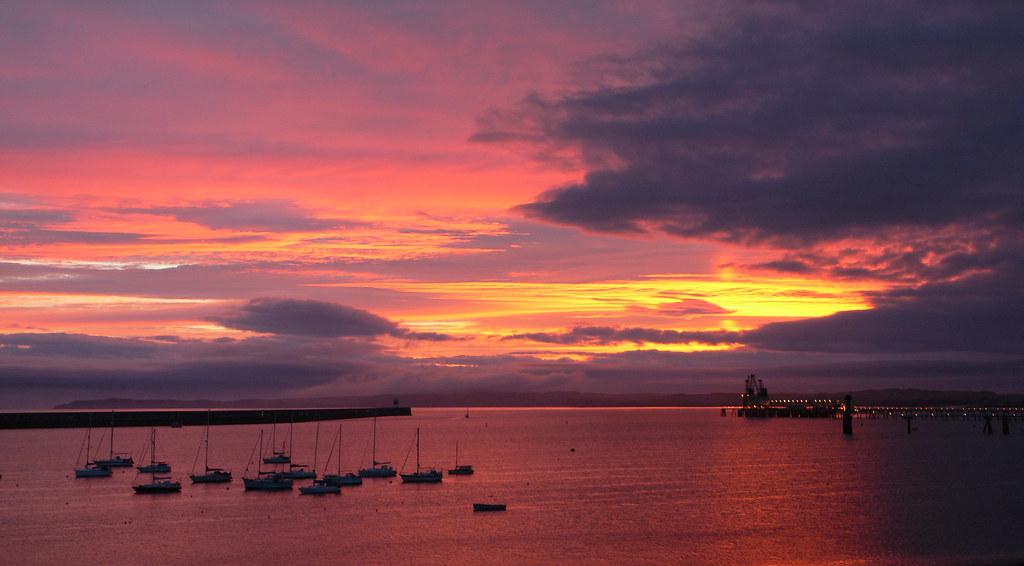 Holyhead sunrise