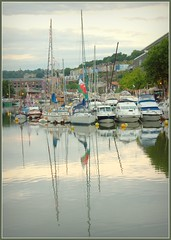 HARBOUR festival 10 (Welsh Harlequin) Tags: picnik buoyant