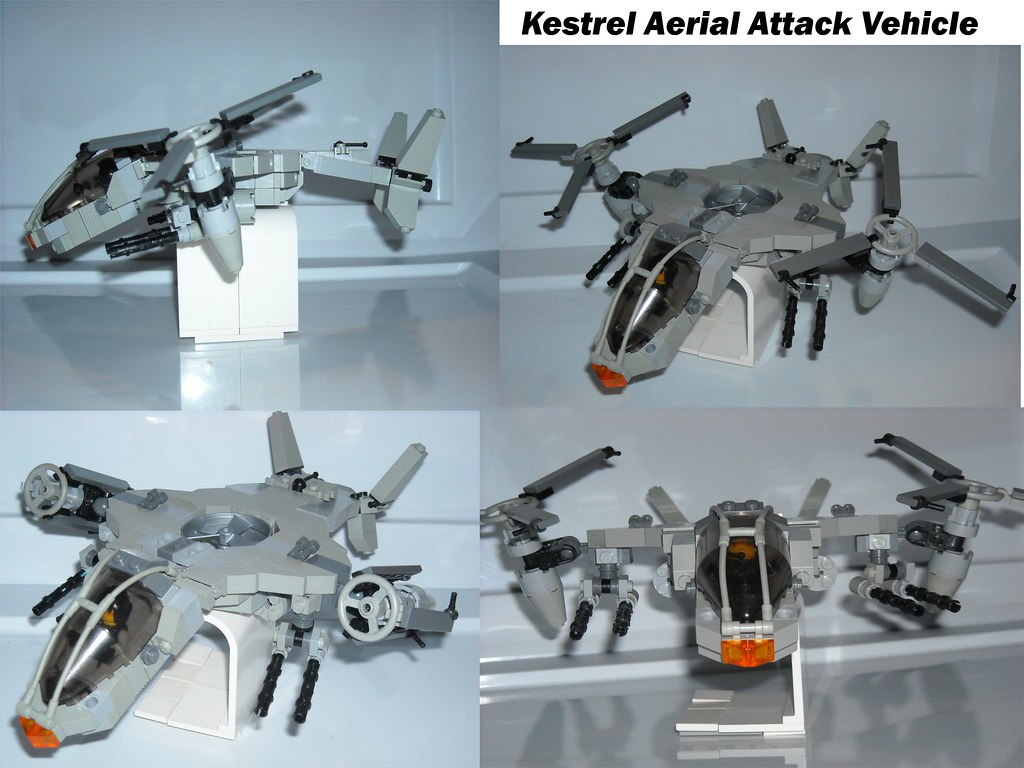 Kestrel Aerial Attack Vehicle