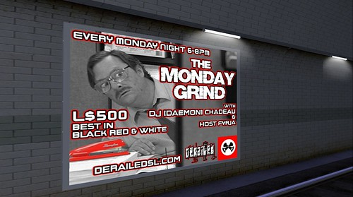 derailed monday grind