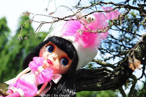 Birdie in the tree