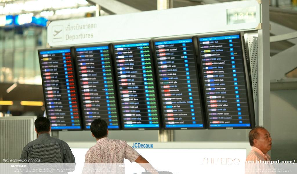 Suvarnabhumi Airport 13