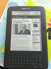 Kindle browser (Jeffrey) Tags: summer browser 2010 kindle rogerblack zeldmancom html5now