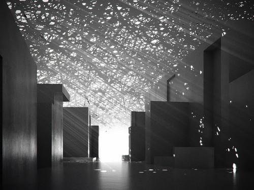 Photo diaporama - Futur Louvre Abou Dabi
