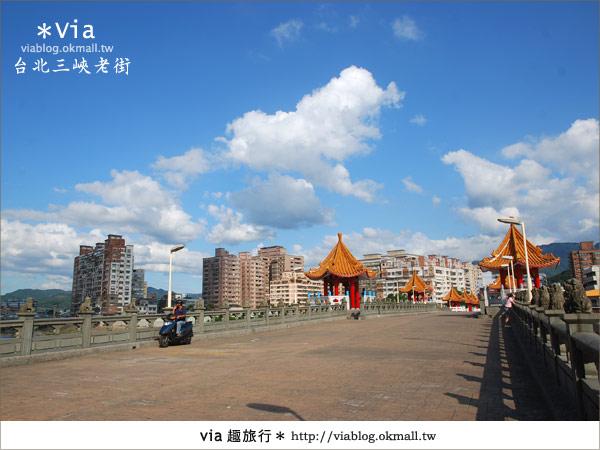 【台北景點】走入台北古味老鎮~三峽老街之旅37