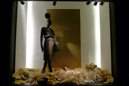 Vitrines Sonia Rykiel - Paris, août 2010