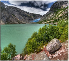 Nigardsbreen (Mariusz Petelicki) Tags: norway norge glacier lodowiec nigardsbreen norwegia mariuszpetelicki