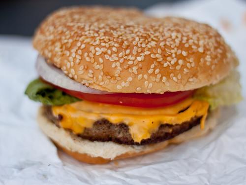 Palace classic burger (BBP)