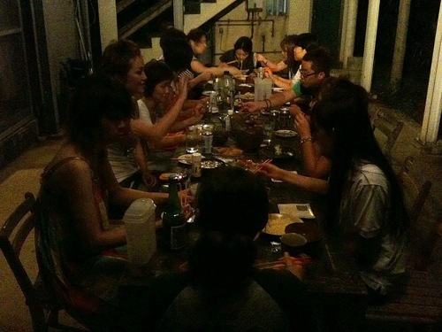 ハーレム状態だった今帰仁村のゲストハウス「結家(むすびや)」