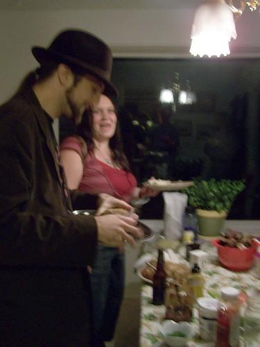 aug 193 Morgan and Ananda!