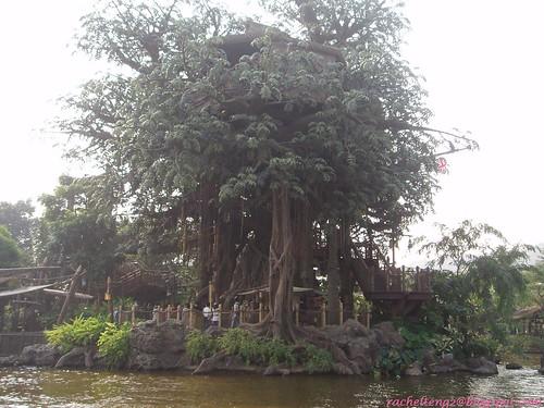 Tarzan house