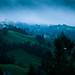 Schlechtes Wetter in Schwellbrunn