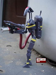 Firefighter Droid