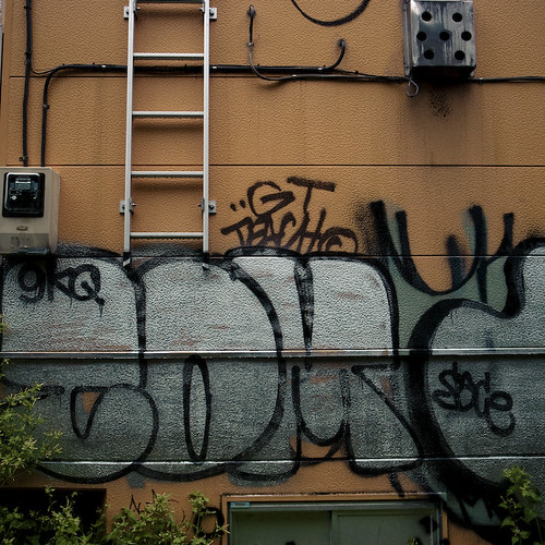 Ladder Graff Box
