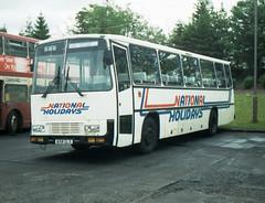 Midland Scottish A118 GLS Tiger Alexander (miledorcha) Tags: bus coach tiger te alexander tours coaches excursion leyland psv pcv daytripper nationalholidays alexandermidland leylandtiger midlandscottish a118gls trbtl112rp tetype mpt118