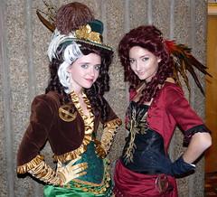 P1220893 (FireflyFan) Tags: costumes atlanta phoenix dc costume dragon cosplay xmen rogue con dragoncon 2010 steampunk dcon