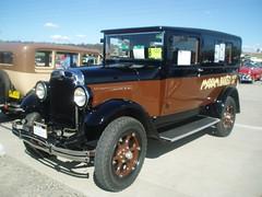 1929 Dodge delivery van