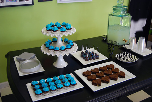 Sweets for the Stella and Dot trunk show