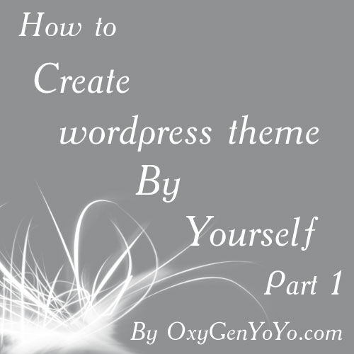 create theme word part 1