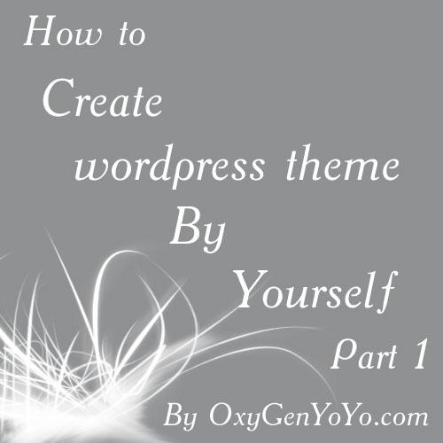 create theme word part 1