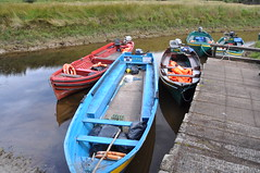 The boats we later took (Marcus Meissner) Tags: boats boat bestof marcus jetty august irland september reise 2010 studiosus meissner