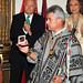 Jorge Arias, Consejero Mayor de la Asociación de Cabildos Indígenas del Norte del Cauca (ACIN)