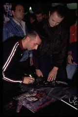 Marc Almond - 'Enchanted' album signing at hmv 150 Oxford Street, London - 4th June, 1990 (hmv_getcloser) Tags: london album cd oxfordstreet signing westend enchanted hmv marcalmond softcell