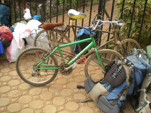 Tanzanian Bikes