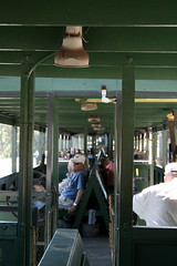Check out the chief in the white hat (blossomdawes) Tags: cassscenicrailway