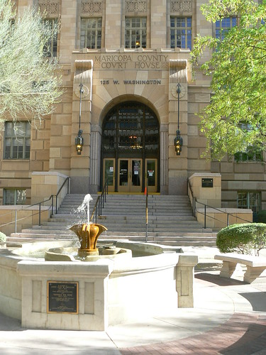 Maricopa County Courthouse, Phoenix