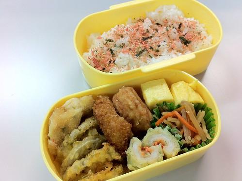 今日のお弁当 No.12 – 鮭