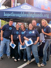 Water = Hope volunteer crew in Spokane!