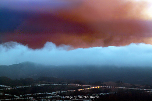 San Bruno Gas Pipeline Fire