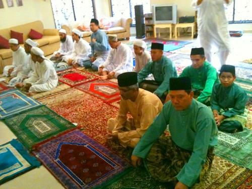 Suasana Semasa Takbir Hari Raya | Rumah Malaysia | Islamabad ...
